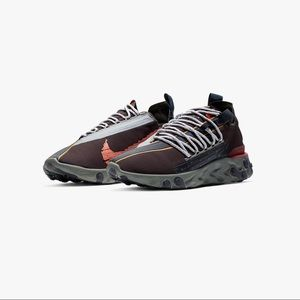 Nike React WR ISPA 'Velvet Brown'